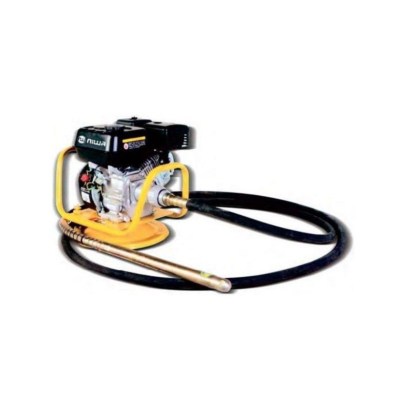 VIBRADOR DE CONCRETO VCNW-55 5.5 HP