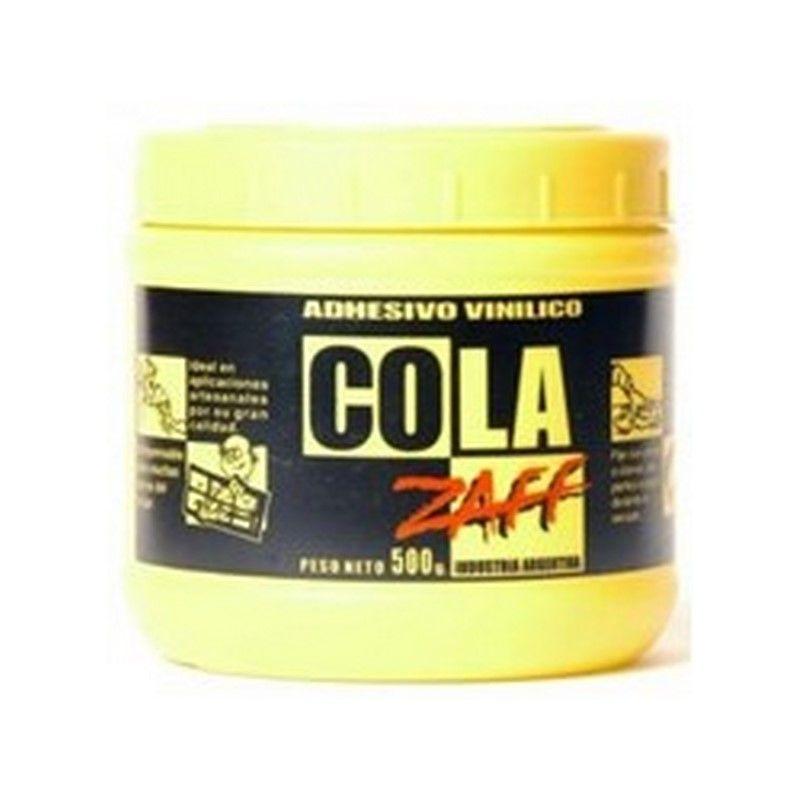 ZAFF COLA VINILICA POTE 1/2 LTS