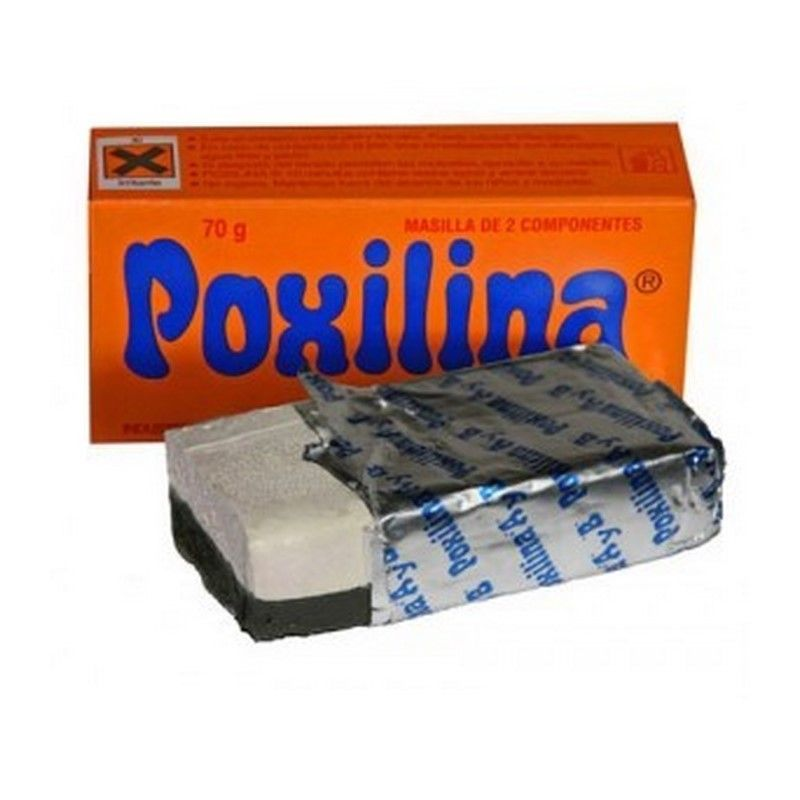 POXILINA 10 MIN  70 GR
