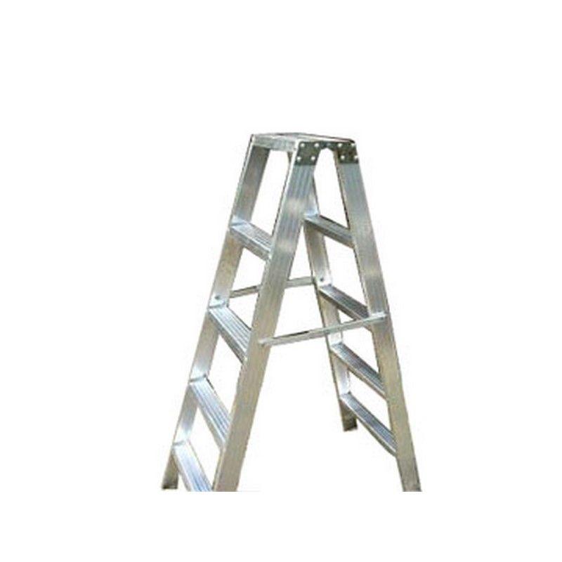Roca escalera aluminio pintor af1 2p07 7 esc 210 cm for Escalera pintor