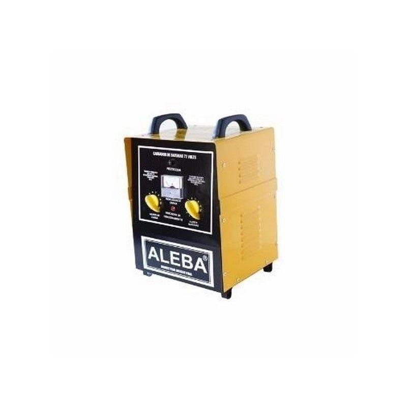 ALEBA CARGADOR REGULACION 12 PUNTOS 30 AMP
