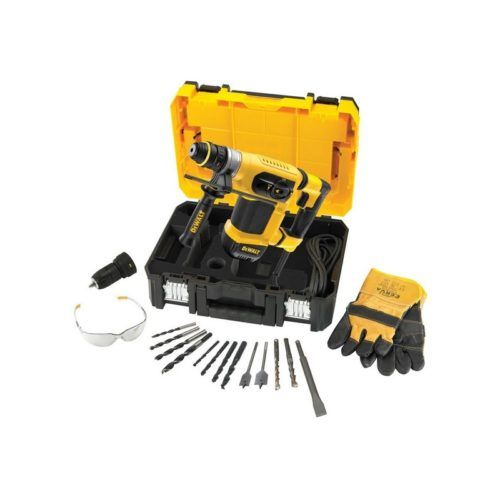 DEWALT ROTOMARTILLO SDS PLUS C/MANDRIL 1000 W 4.9 JULES