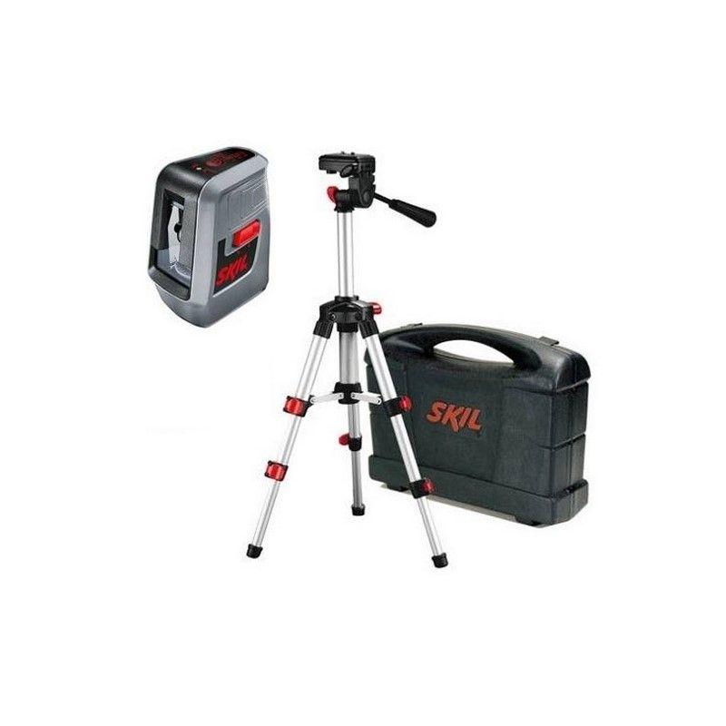 Skil nivel laser linea autonivelante 10 mtros singlar for Nivel laser autonivelante