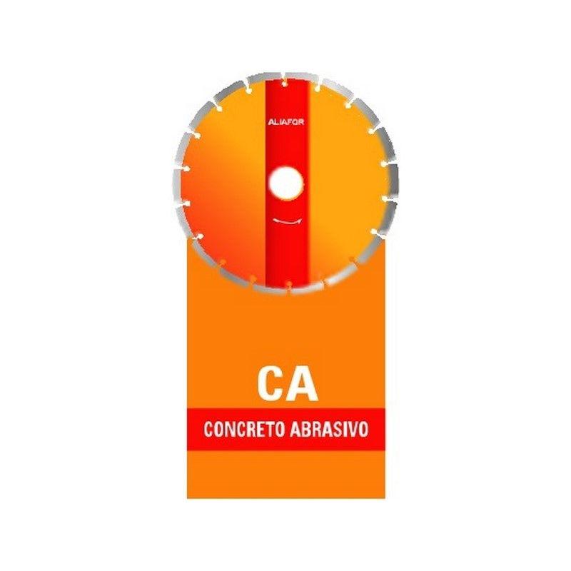"""DISCO DIAMANTADO CONC 7 DIAS - 9 MM SS 14"""""""