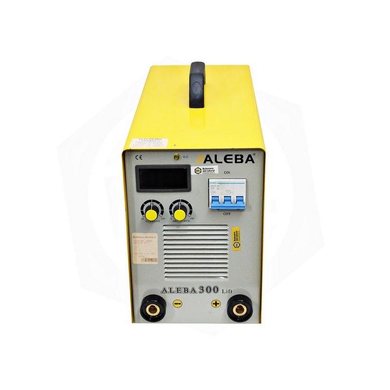 ALEBA INVERTER P/ELECTRODO TRIFASICA 300 AMP